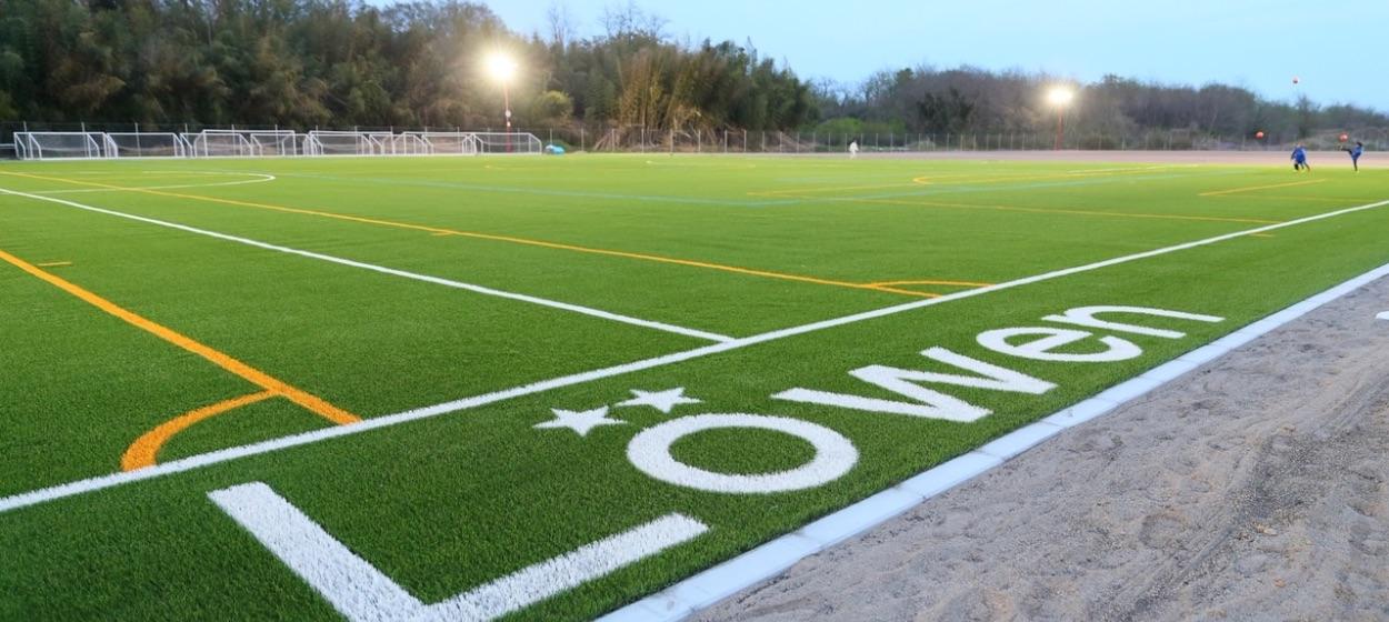 写真:フォーレンフットボールパーク